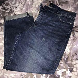 Express Capri Jeans Size 12